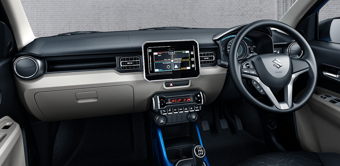 Ignis Car Price Images Specifications Features Nexa
