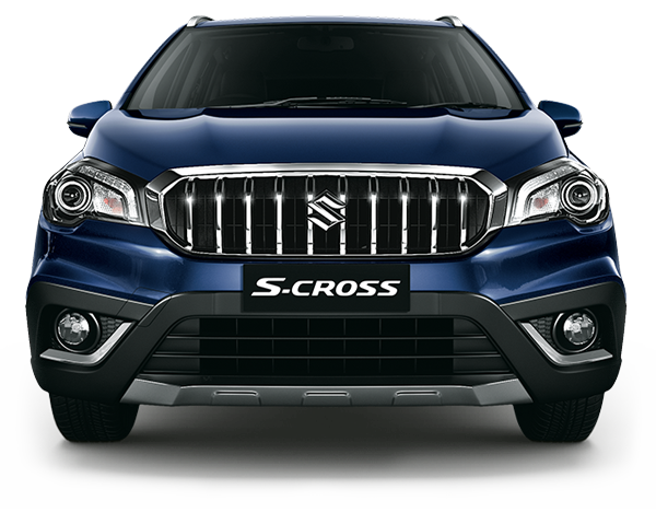 The S-Cross – Created to inspire adventure